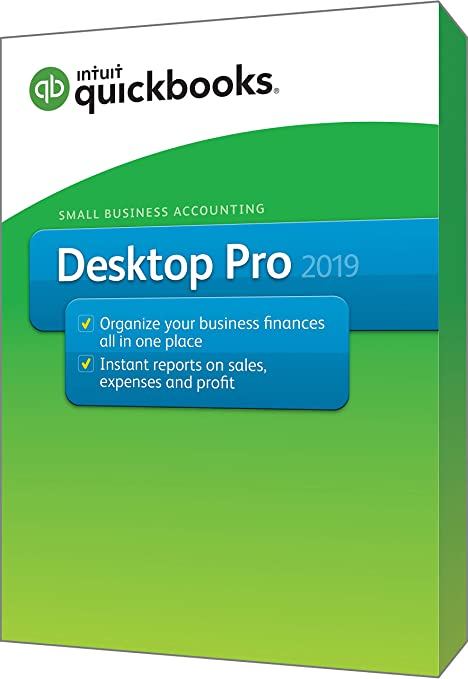 QuickBooks Pro 2019 UK Version (VAT)