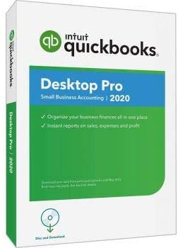 QuickBooks PRO 2020 UK 5 User